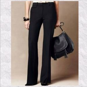 Talbots Heritage Fit Stretch Cotton Trouser Pants